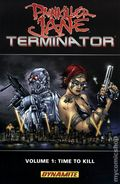 Painkiller Jane vs. Terminator TPB (2008 Dynamite) 1-1ST