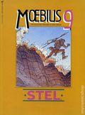 Moebius GN (1987-1994 Marvel/Epic) 9-1ST