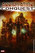 Annihilation Conquest TPB (2008 Marvel) 2-1ST