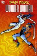 Diana Prince Wonder Woman TPB (2008 DC) 4-1ST