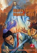 Heaven Sword and Dragon Sabre GN (2002-2004 Comics One) 2-1ST