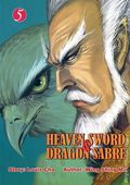 Heaven Sword and Dragon Sabre GN (2002-2004 Comics One) 5-1ST