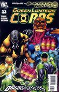 Green Lantern Corps (2006) 33A