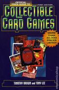 Official Price Guide to Collectible Card Games SC (1999) 1-1ST