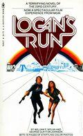 Logan's Run PB (1976 Bantam Novel) 1-1ST