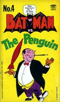 Batman vs. The Penguin PB (1966 Signet) 1-1ST
