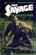 Doc Savage HC (1975 Golden Press Novel) 5-1ST
