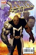 X-Men The Times and Life of Lucas Bishop (2009 Marvel) 1