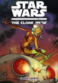 Star Wars The Clone Wars Crash Course TPB (2008 A Dark Horse Digest) 1-1ST