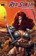 Red Sonja (2005 Dynamite) Annual 2A
