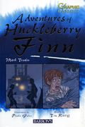 Graphic Classics: Adventures of Huckleberry Finn GN (2008 Barron's) 1-1ST