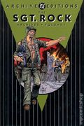 DC Archive Editions Sgt. Rock HC (2002-2012 DC) Our Armies at War 1-1ST