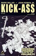 Kick-Ass (2008 Marvel/Icon) 2C