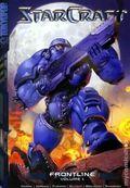 StarCraft Frontline GN (2008-2009 Tokyopop Digest) 1st Edition 1-1ST