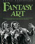 Fantasy Art HC (1988 Bruce Robertson) 1-1ST