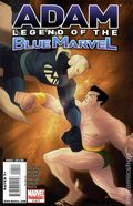 Adam Legend of the Blue Marvel (2008) 4