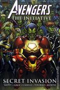 Avengers The Initiative HC (2007-2010 Marvel) 3-1ST