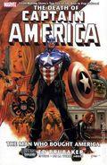 Captain America The Death of Captain America TPB (2008-2009 Marvel) 3-1ST