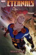 Eternals To Slay a God TPB (2009 Marvel) 1-1ST