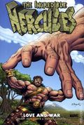 Incredible Hercules Love and War HC (2009 Marvel) Premiere Edition 1-1ST