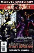 Marvel Spotlight War of Kings (2009) 0