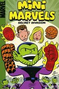 Mini Marvels Secret Invasion GN (2009 Digest) 1-1ST