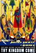 Justice Society of America Thy Kingdom Come HC (2008-2009 DC) 3-1ST