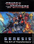 Genesis The Art of Transformers HC (2003) 1-1ST