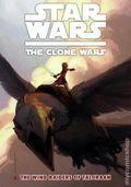 Star Wars The Clone Wars The Wind Raiders of Taloraan TPB (2009 Dark Horse Digest) 1-1ST