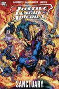 Justice League of America Sanctuary HC (2009 DC) 1-1ST