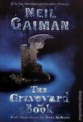 Graveyard Book HC (2008 A HarperCollins Novel) By Neil Gaiman 1st Edition 1-1ST