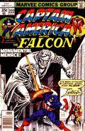 Captain America (1968 1st Series) Mark Jewelers 222MJ