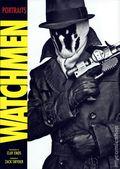 Watchmen Portraits HC (2009 Titan Books) 1-1ST