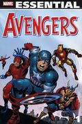 Essential Avengers TPB (2005-2010 Marvel) 2nd Edition 1B-1ST