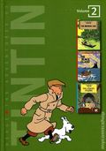 Adventures of Tintin HC (2004 Little Brown and Company) 2-1ST