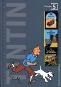 Adventures of Tintin HC (2004 Little Brown and Company) 5-1ST