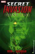 Secret Invasion Front Line TPB (2009 Marvel) 1-1ST