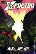 X-Factor Secret Invasion HC (2009 Marvel) 1-1ST