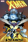 X-Men Inferno HC (2009 Marvel) 1-1ST