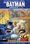 Batman Annuals HC (2009 DC Library) 1-1ST