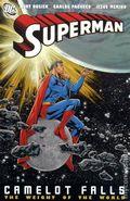 Superman Camelot Falls TPB (2008-2009 DC) 2-1ST