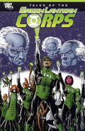 Tales of the Green Lantern Corps TPB (2009) 1-1ST