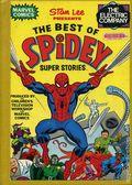 Best of Spidey Super Stories HC (1978 Fireside) 1-1ST