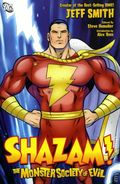 SHAZAM The Monster Society of Evil TPB (2009 DC) 1st Edition 1-1ST