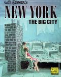 New York The Big City GN (2000 DC) By Will Eisner 1-1ST