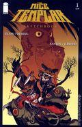 Mice Templar Sketchbook (2009 Image) 1