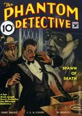 Phantom Detective Sep 1934 Replica SC (2009 Adventure House) Spawn of Death 1-1ST