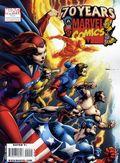 Marvel 70th Anniversary Celebration (2009) 1A