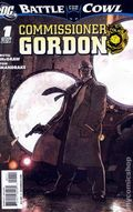 Batman Battle for the Cowl Commissioner Gordon (2009 DC) 1
