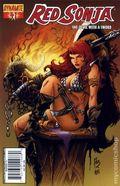 Red Sonja (2005 Dynamite) 41B